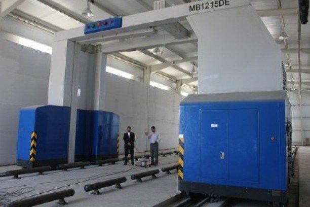 تولید دستگاه ایکس ری برای ستاد مبارزه با قاچاق توسط دانش بنیانها