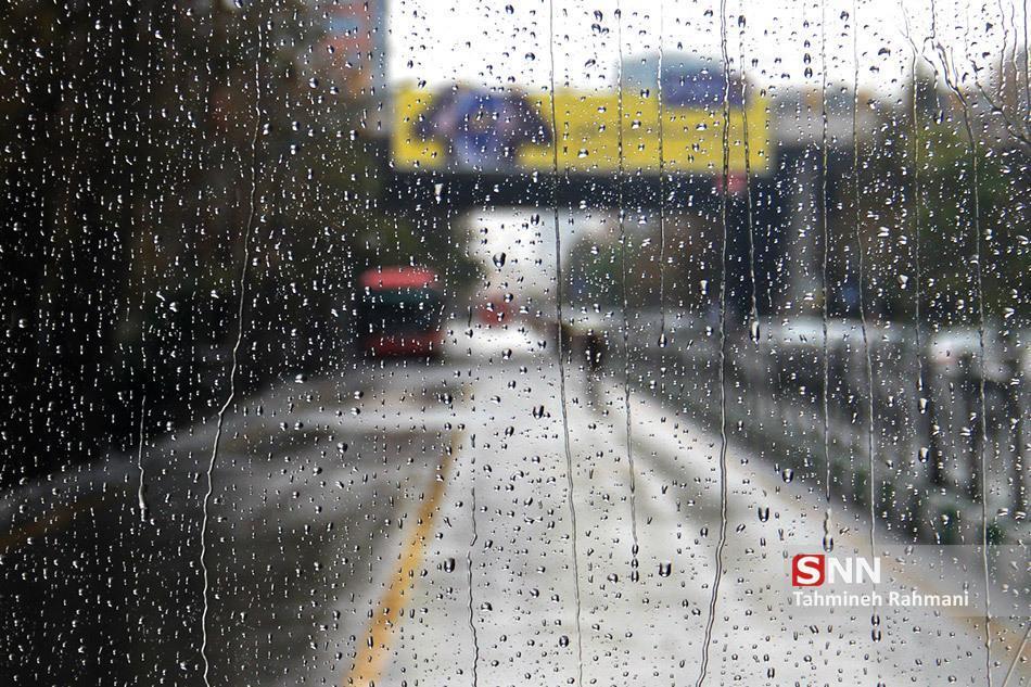 ورود سامانه بارشی به کشور، کاهش هفت درجه ای دمای هوای برخی مناطق