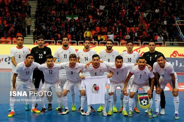 بزرگسالان و امیدهای فوتسال ایران نامزد برترین تیم دنیا