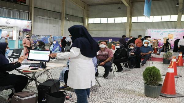 47 درصد جمعیت استان اصفهان واکسن کرونا را دریافت کردند