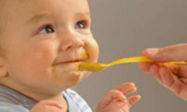 استفاده از روش وقفه، در مسائل تغذیه ای بچه ها