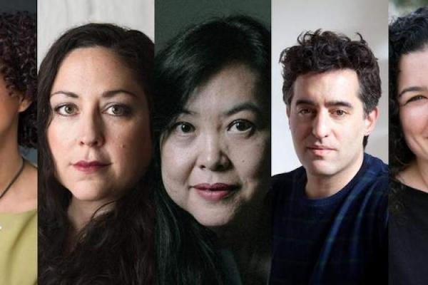 نامزدهای مسابقه یا جایزه بااستعدادترین نویسنده آمریکا